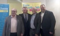 Minister Pinkwart mit FDP-Ruppichteroth