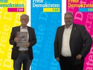Klaus-Peter Smielick und Alexander Herking