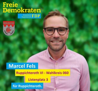 Wahlbezirk 060 - Marcel Fels